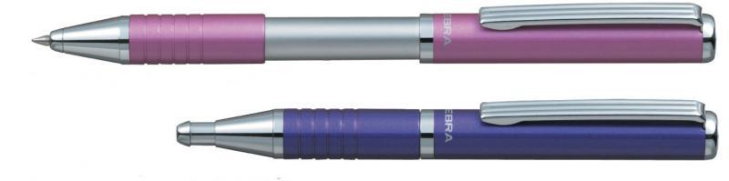 ZEBRA BP115 伸縮原子筆
