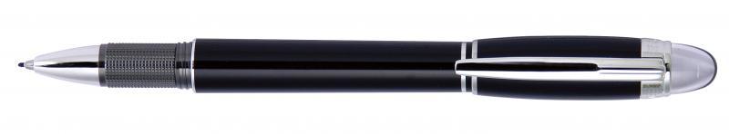 萬寶龍 MB25606 漂浮系列原子筆 (黑玉色)