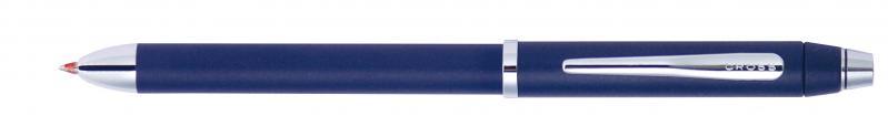 Cross CR0090-2 霧藍三用筆
