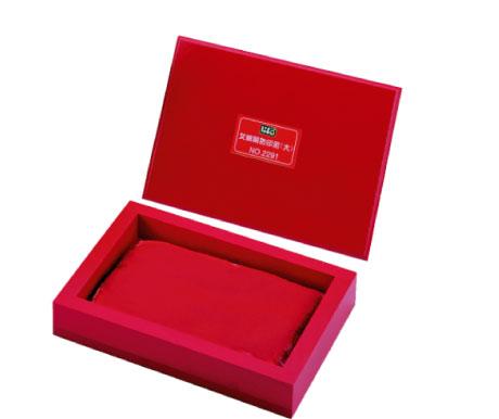 NO.2291 艾絨印泥關防用(木盒) 21X15cm