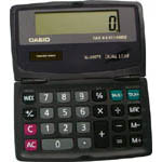 CASIO SL-200TE  8位攜帶型計算機