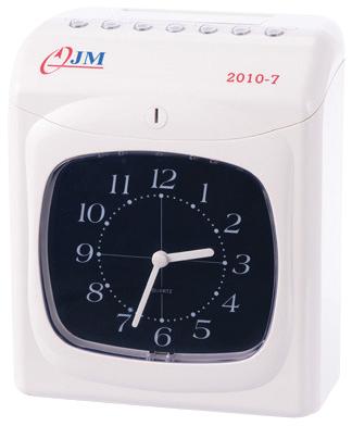 JM-2010  微電腦 打卡鐘