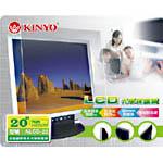 "KINYO  ALCD 17""懸掛式液晶螢幕護目鏡"