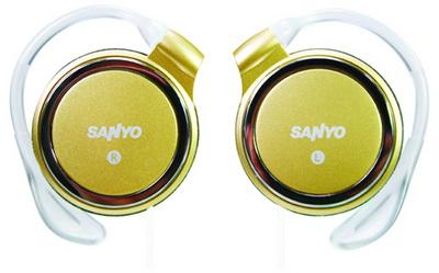 SANYO ERP-E04   耳掛式耳機
