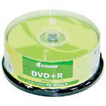 KRONE DVD+R/25 入布丁桶