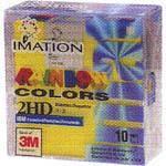 """2HD 3.5""""磁片 3M  10片入"""