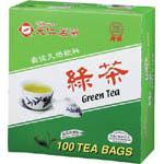 天仁綠茶/ 防潮包