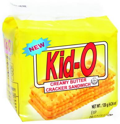 Kid-O 三明治餅乾