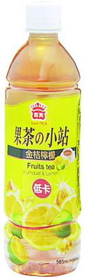 義美金桔檸檬茶