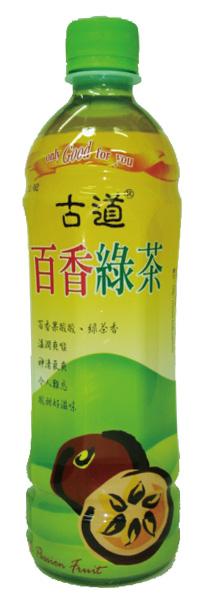 古道百香綠茶