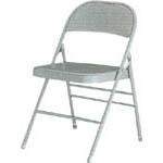 L-1021B 鐵板椅