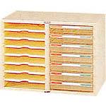 A4-7207P  雙排文件櫃
