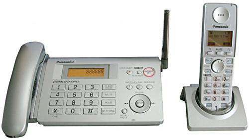 Panasonic 無線電話+答錄 KX-TG2873