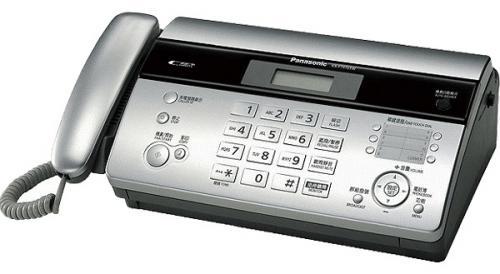 Panasonic 感熱紙傳真機  KX-F986TWS