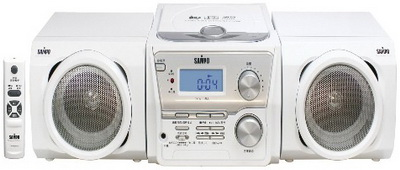 SAMPO MP3音響組 CK-W1011ML