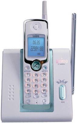 SAMPO 無線電話 CT-W405SL