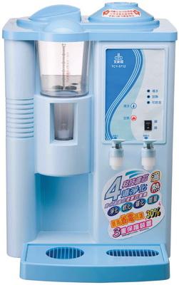 節能過濾型全自動溫熱開飲機 TCY-5712