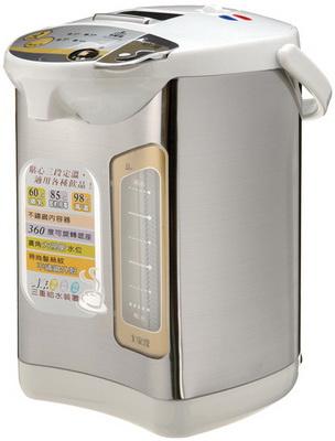 三段定溫電動熱水瓶 TCY-2374