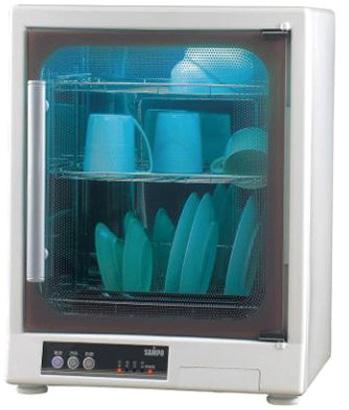 聲寶 KB-GD65U 奈米光觸媒紫外線烘碗機