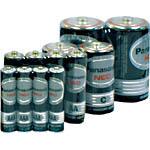 國際牌碳鋅電池 1號 2個裝