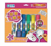 6色玻璃彩繪工藝筆  WDM-62(金蔥色)