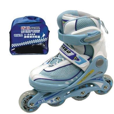 S0460 基本型伸縮溜冰鞋(含護膝頭盔)