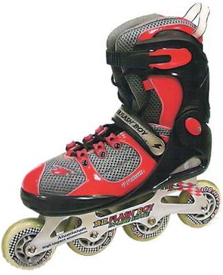 S0420 基本型伸縮溜冰鞋(含護膝頭盔)