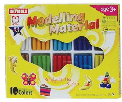 彩色安全黏土 MD-100   10色