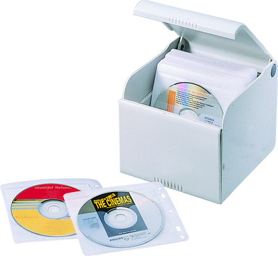 CD-1850 CD整理盒 (80片裝)