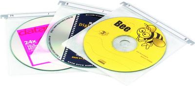 CD-5008  CD內頁袋 (2片裝懸掛式20入/包)