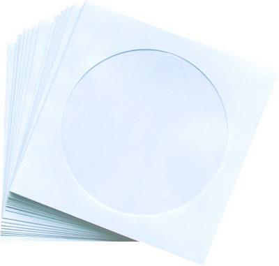 CD-5902 紙質CD保護套 (50入/包)