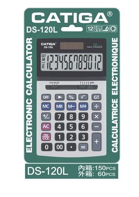 CATGA  DS-120L  12位數大字幕計算機