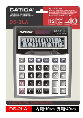 CATGA  DS-2LA  12位數計算機