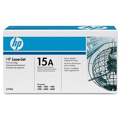 HP C7115A  碳粉匣 黑