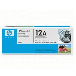HP Q2612A  碳粉匣 黑