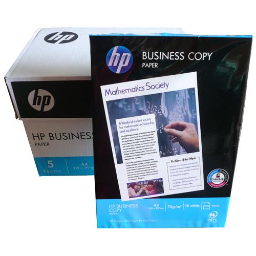 HP A4 70g影印紙 (5包 /箱)